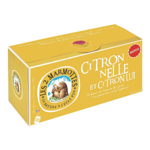 37G INFUSION CITRONELLE