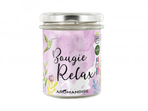 BOUGIE D'AMBIANCE RELAX