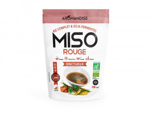 MISO ROUGE ONCTUEUX