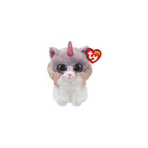BEANIE BOO'S SMALL ASHER LE CHAT LICORNE