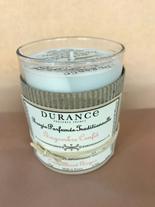 BOUGIE PARF.TRAD. GINGEMBRE 180GR
