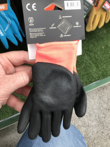 Gants t5 Touch trvx abras. leash