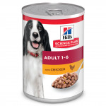 CANINE ADULT POULET HILL'S 370 G