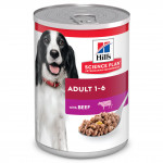 CANINE ADULT BOEUF HILL'S 370 G