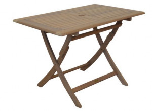 TABLE SOPHIE 110 RECTANGLE PROLOISIRS