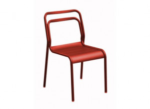 CHAISE EOS ROUGE PROLOISIRS