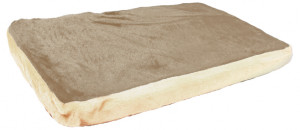 COUSSIN GINO, BEIGE/BRUN CLAIR