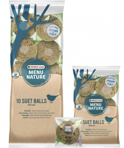 MENU NATURE 10 BOULES DE GRAISSE - 900 G