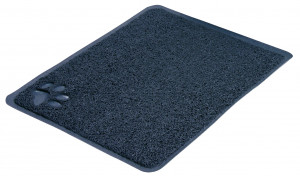 TAPIS POUR BAC A LITIERE ANTHRACITE
