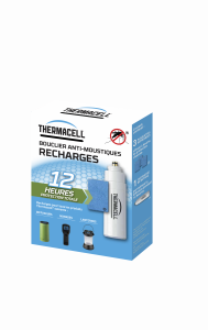 RECHARGE BOUCLIER ANTI-MOUSTIQUES - THERMACELL